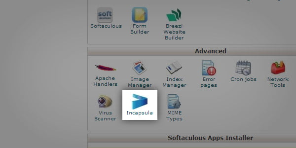 cpanel_incapsula